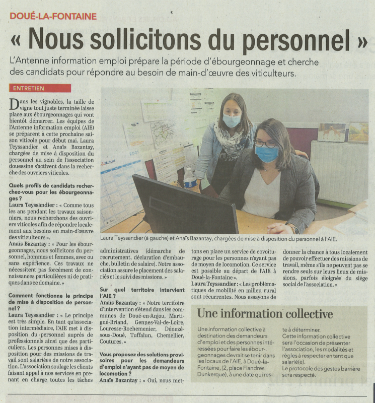 Article co 27032021 ebourgeonnages