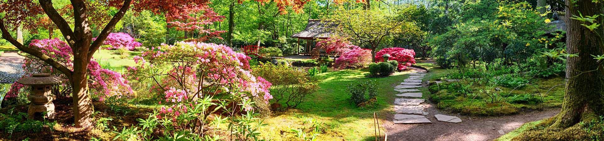 Entretien d'espaces verts et espaces naturels