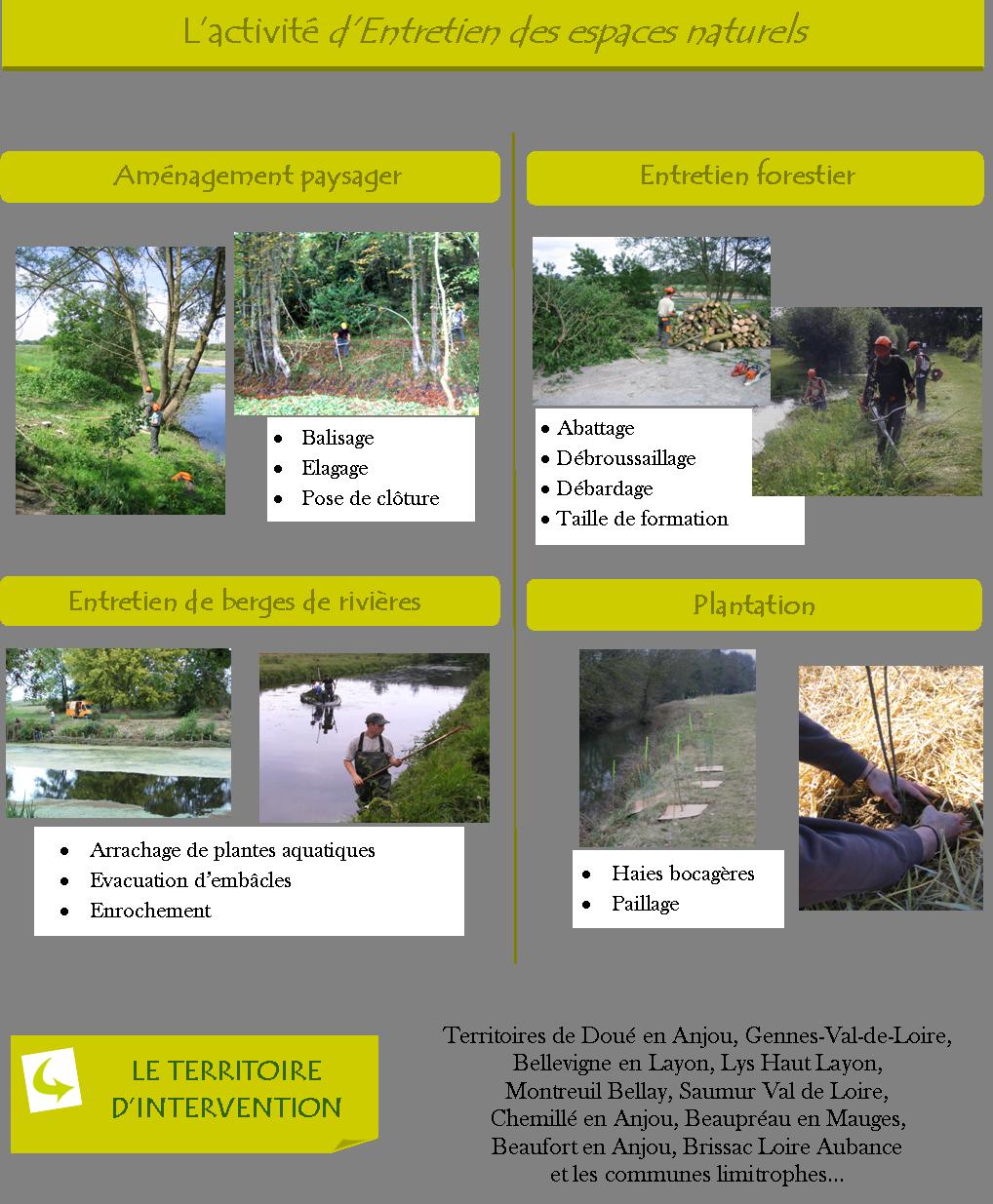 Entretien espaces naturels 1