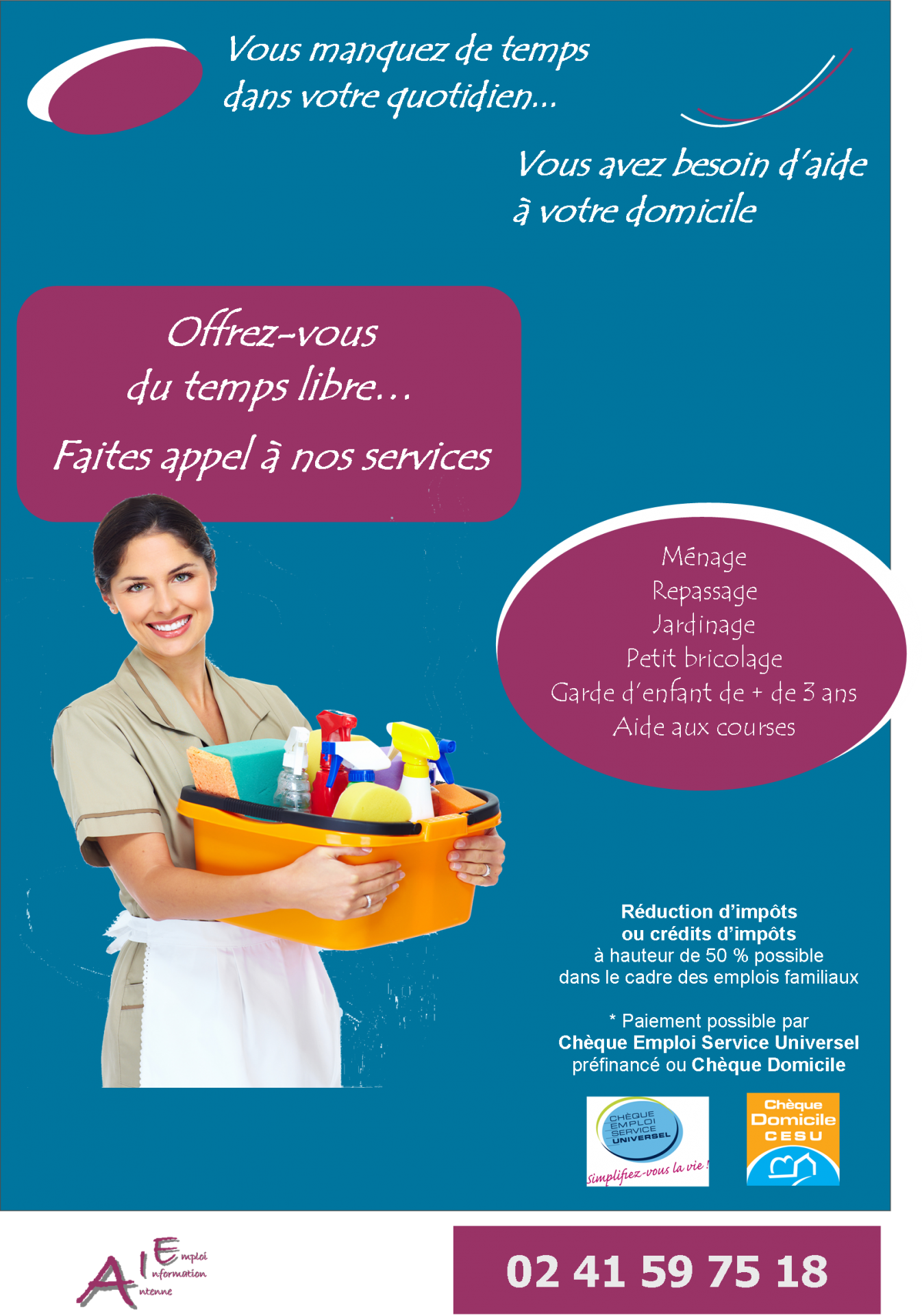 Mailing mad particuliers 2