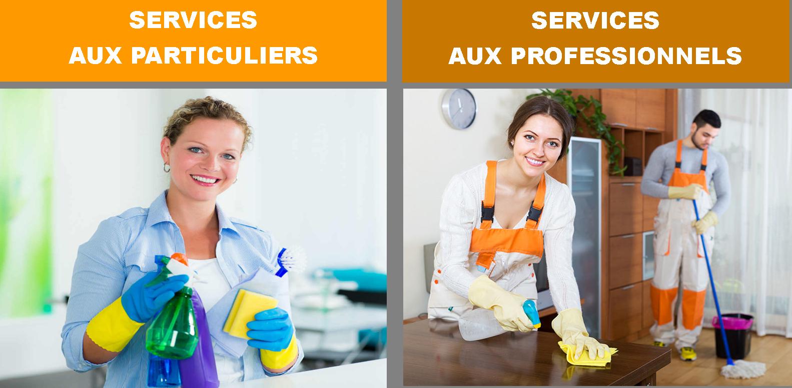 Services part et profs