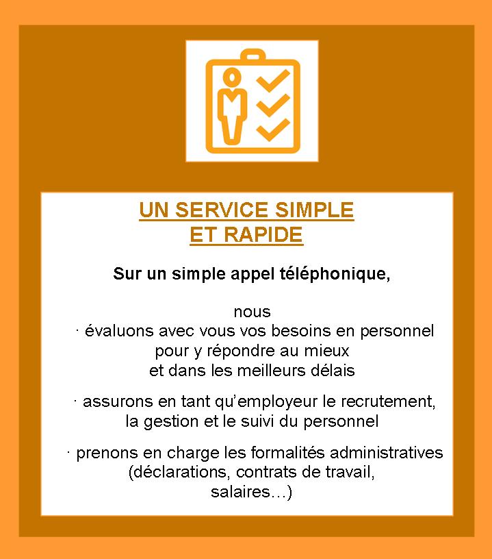 Site service entreprises