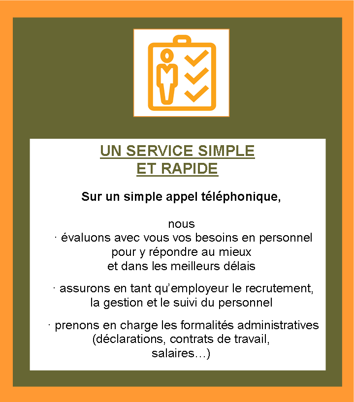 Site service exploitations