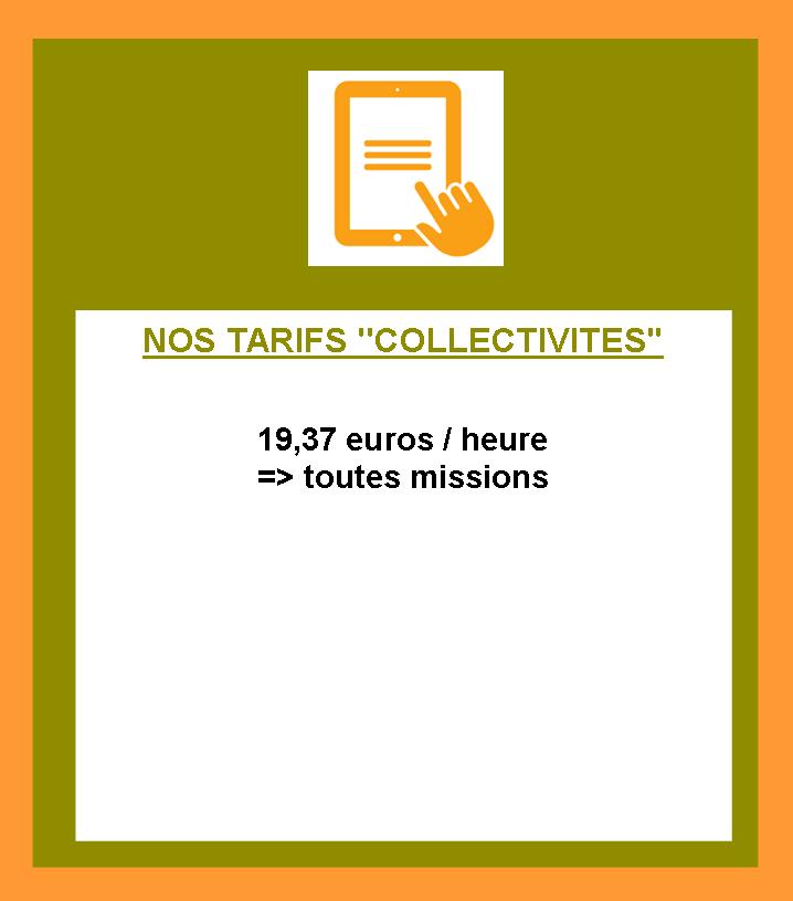 Site tarifs collectivites
